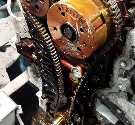 Замена ГРМ Hyundai I30 отчёт