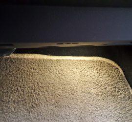 LED подсветка ног на VW Touareg NF