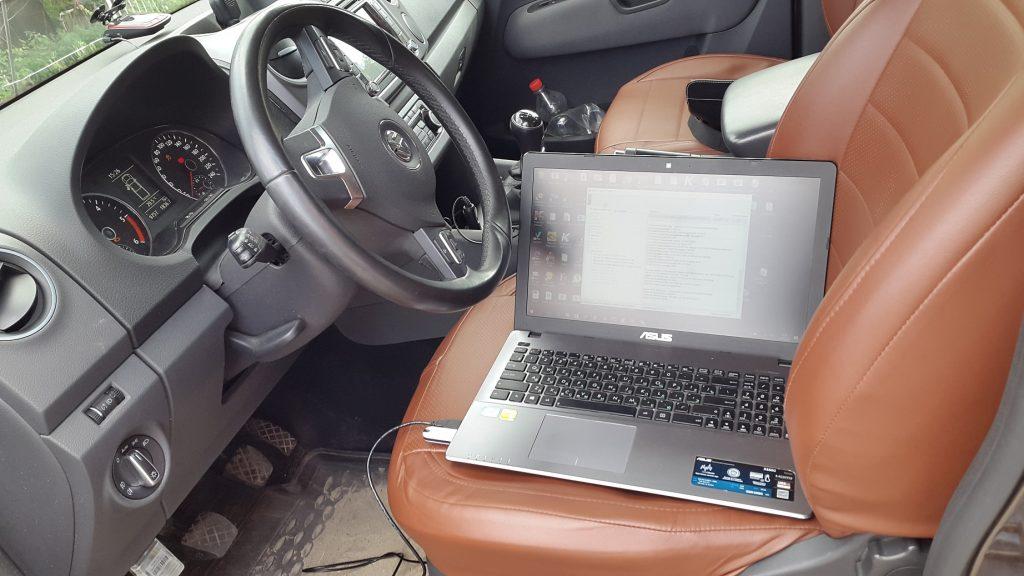 Чип тюнинг VW Amarok 2.0 TDI 140л.с.