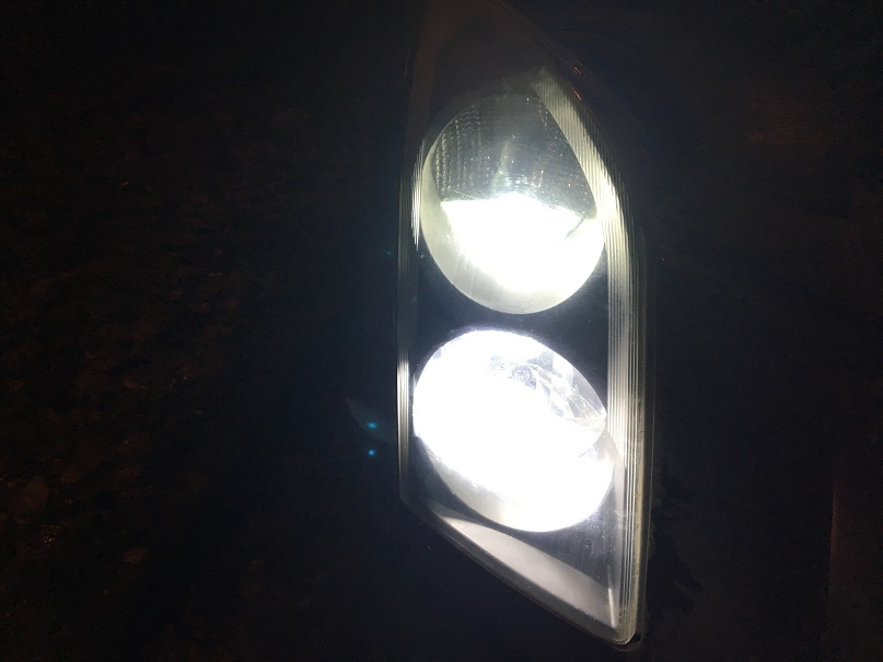 Led VW Crafter