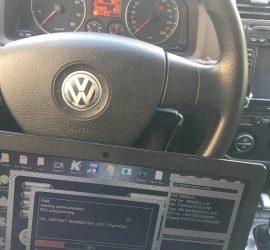 Чип тюнинг VW Jetta 1,6 АКПП