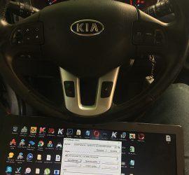 Чип тюнинг Kia Sportage 2.0