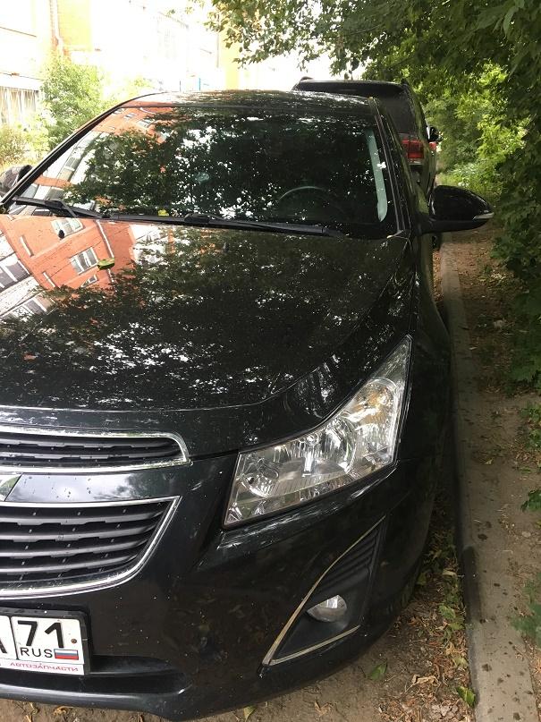 Чип тюнинг Chevrolet Cruze 1.6