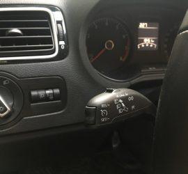 Круиз контроль на VW Polo Sedan