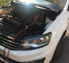 Чип тюнинг VW Polo Sedan 1.6 CFNA