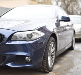 Чип тюнинг BMW 528i F10 stage2