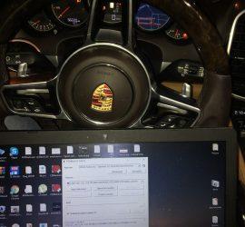 Чип тюнинг Porsche Cayenne 3.0D