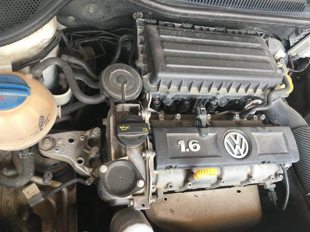 Мотор VW 1.6 CFNA