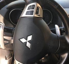 Установка круиз контроля на Mitsubishi Outlander XL